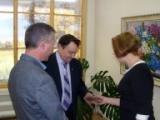 Визит Советника полномочного представителя Чувашской Республики при Президенте России
