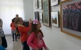 """В выставочном центре """"Радуга"""" открылась выставка юных фотографов """"Заповедные уголки Чувашии"""""""