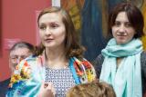 На семинаре «Методики работы с различными категориями посетителей в художественном музее»