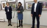 """Открытие выставки """"Я и моя семья"""""""